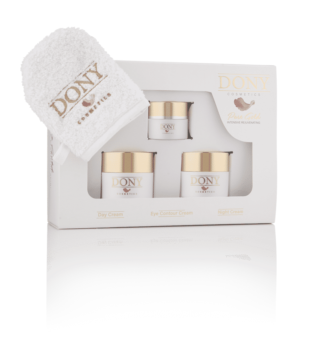 Pure Gold Set DONY cosmetics